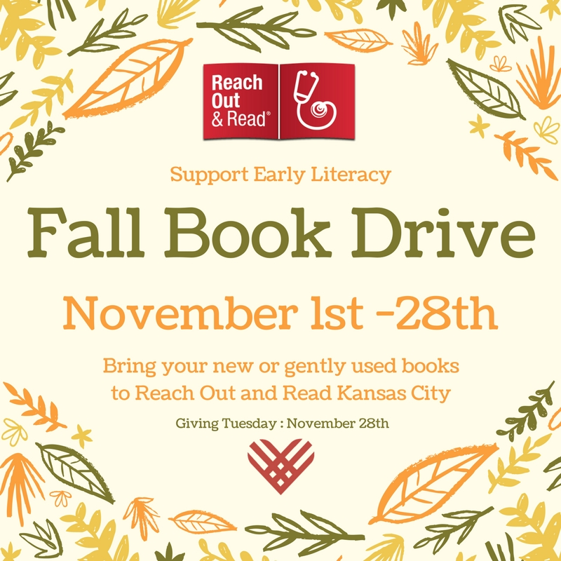 Fall Book Drive-OPTION2