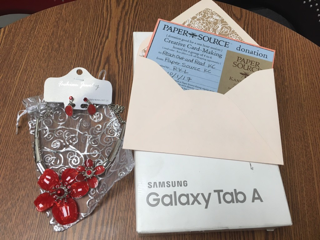 Librarian's Club Raffle
