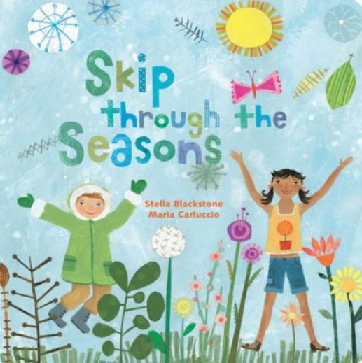 Skip through the seasons screen grab - Feb. book recommendation
