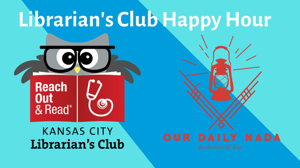 Join us for the Inaugural Librarian's Club Happy Hour